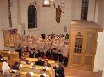 Chorkonzert in der Kirche